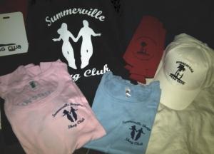 shag club  mdse lady's t-shirts